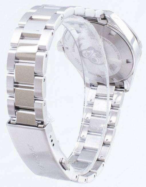 タグ・ホイヤーアクアレーサー WBD1311。BA0740 クォーツアナログ300M 女性用腕時計