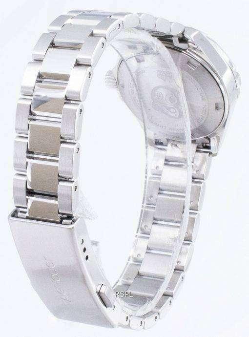 タグ・ホイヤーアクアレーサー WBD1413。BA0741 ダイヤモンドアクセントクォーツ300M レディース腕時計