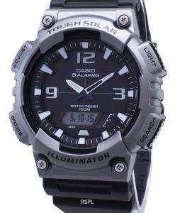 カシオ青年 AQ-S810W-1A4V AQS810W-1A4V イルミネータータフソーラーメンズ腕時計