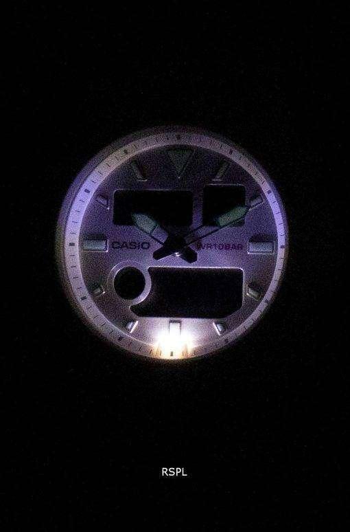 カシオ赤ちゃん-G G-グライド BAX-100-7A BAX100-7A 潮グラフレディースウォッチ
