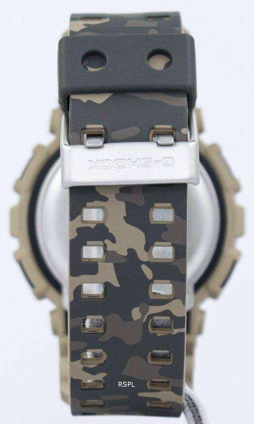 カシオ G ショック デジタル迷彩シリーズ GD 120 CM 5 メンズ腕時計