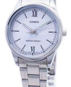 カシオ時計 LTP-V005D-2B3 LTPV005D-2B3 クォーツアナログレディースウォッチ