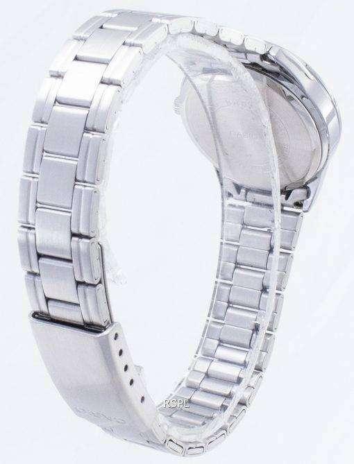 カシオ時計 LTP-V005D-4B2 LTPV005D-4B2 クォーツアナログレディースウォッチ