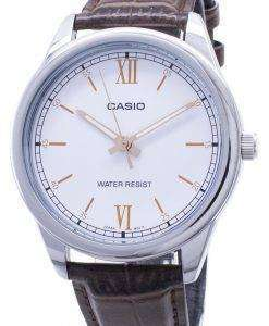 カシオタイムピース MTP-V005L-7B3 MTPV005L-7B3 クォーツアナログメンズ腕時計