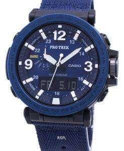 カシオ Protreck PRG-600YB-2 PRG600YB クォーツアナログデジタルメンズ腕時計
