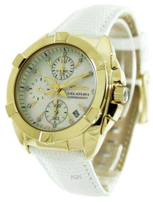 セイコー ベラチュラ クロノグラフ SNDY22P1 SNDY22P レディース腕時計