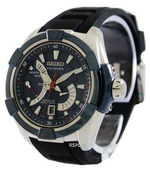 セイコー ベラチュラ キネティック ダイレクト ドライブ SRH017P2 メンズ腕時計