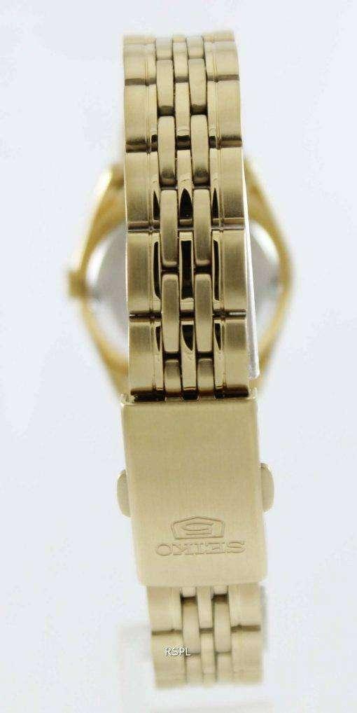 セイコー 5 自動 21 宝石 SYMA38K1 SYMA38K SYMA38 レディース腕時計