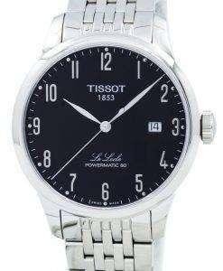 ティソ ルロクル自動 Powermatic 80 T006.407.11.052.00 T0064071105200 メンズ腕時計