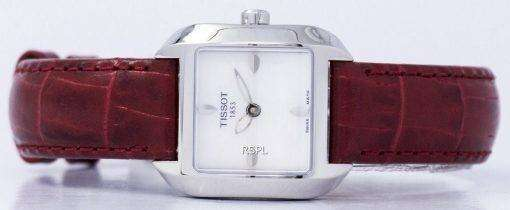ティソ T-波水晶 T02.1.265.71 T02126571 レディース腕時計