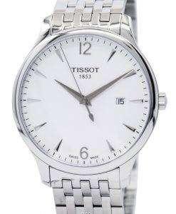 ティソ T-古典的な伝統石英 T063.610.11.037.00 メンズ腕時計
