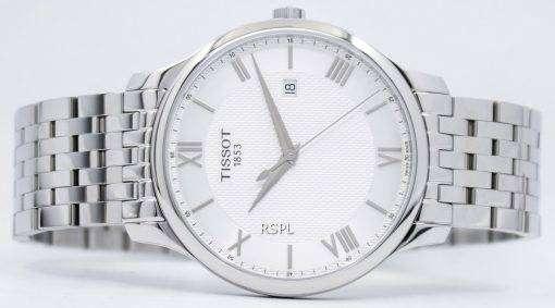 ティソ伝統 T063.610.11.038.00 メンズ腕時計