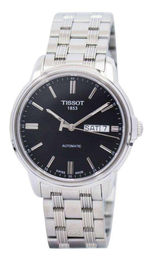 ティソ T-クラシック自動 III T065.430.11.051.00 メンズ腕時計