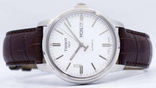 ティソ T-クラシック自動 III T065.430.16.031.00 メンズ腕時計