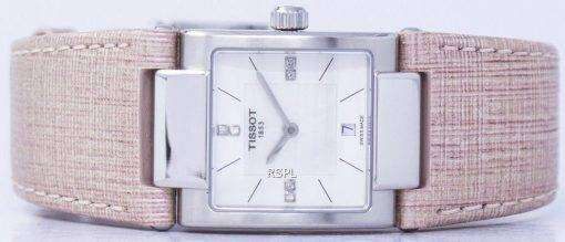 ティソ T-女性 T02 水晶ダイヤモンド アクセント T090.310.16.116.00 T0903101611600 レディース腕時計