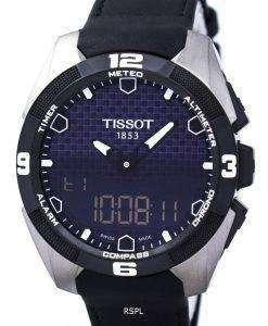 ティソの T-タッチ エキスパート ソーラー クロノグラフ T091.420.46.051.00 T0914204605100 メンズ腕時計