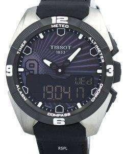 ティソの T-タッチ エキスパート太陽トニー · パーカー T091.420.46.061.00 T0914204606100 メンズ腕時計