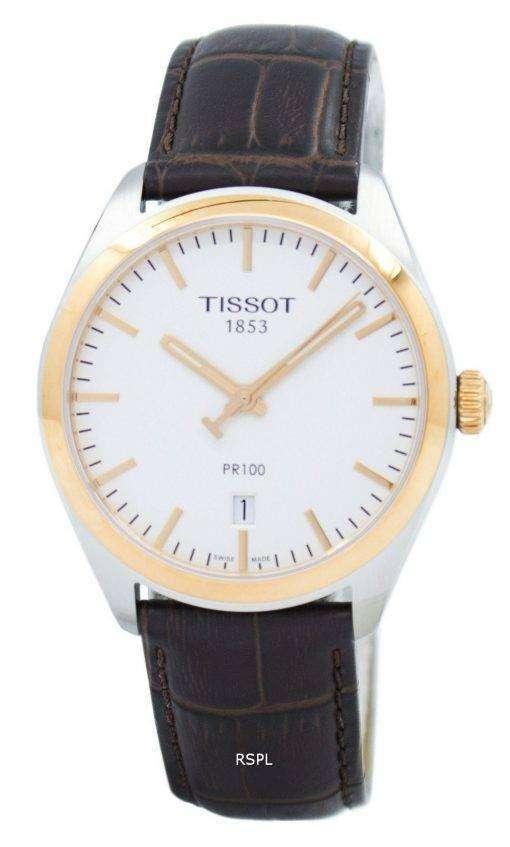 ティソ PR 100 石英 T101.410.26.031.00 T101.4102603100 メンズ腕時計