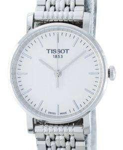 ティソ T-クラシック毎回小さな T109.210.11.031.00 T1092101103100 レディース腕時計