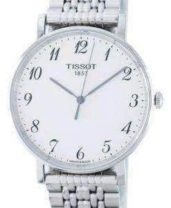 ティソ T-クラシック毎回中 T109.410.11.032.00 T1094101103200 ユニセックス腕時計