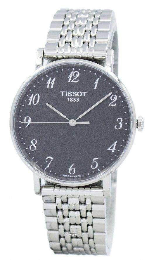 ティソ毎回中クオーツ T109.410.11.072.00 T1094101107200 ユニセックス腕時計