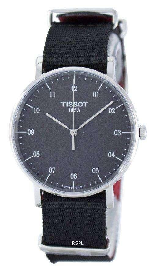 ティソ T-クラシック毎回中 T109.410.17.077.00 T1094101707700 メンズ腕時計