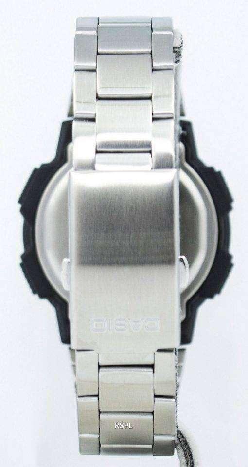 カシオ青少年デジタル世界時 AE-1000WD-1AV メンズ腕時計