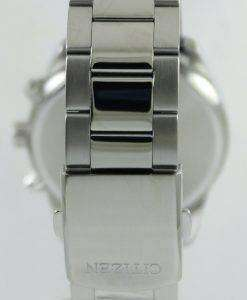 市民クォーツ、クロノグラフ AN8090 56A メンズ腕時計