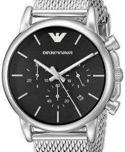 エンポリオアルマーニ クラシック クロノグラフ クォーツ AR1811 メンズ腕時計