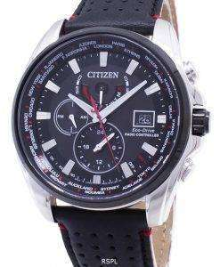 Citizen Eco-Drive AT9037-05Eラジコン200Mメンズウォッチ