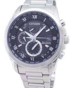 シチズンエコドライブAT9081-89Eラジコンメンズ腕時計