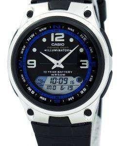 照明 AW 82 1AVDF AW-82-1AV メンズ腕時計を釣りギアをカシオ アナログ デジタル