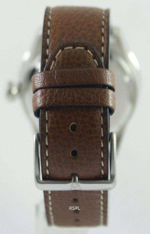 市民エコドライブ アビエイター パワー リザーブ AW1360-12 H メンズ腕時計腕時計