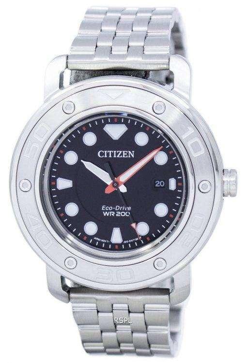 エコ DIY の市民 200 M AW1530 65E メンズ腕時計
