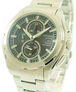 シチズン エコ ・ ドライブ クロノグラフ CA0270 59F メンズ腕時計スポーツします。