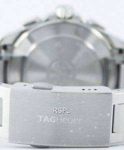 タグ ・ ホイヤー アクア レーサー クロノグラフ クォーツ スイス製 300 M CAY1110 です。BA0927 メンズ腕時計