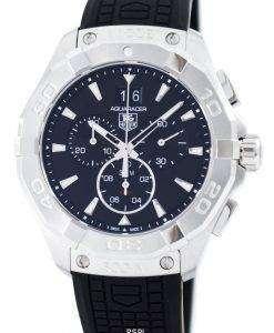 タグ ・ ホイヤー アクア レーサー クロノグラフ クォーツ スイス製 300 M CAY1110 です。FT6041 メンズ腕時計