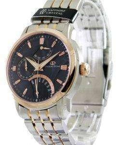 オリエント逆行スターパワー リザーブ DE00004D メンズ腕時計