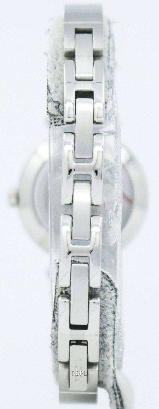 化石グルジア ミニ 3 手ジュエリー クラスプ ES3269 レディース腕時計