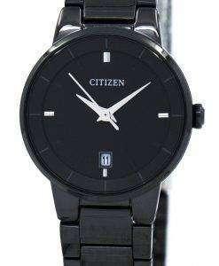 市民石英 EU6017 54 e レディース腕時計
