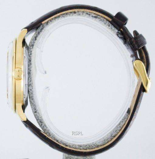 オリエント第 2 世代バンビーノ自動パワー リザーブ FAC00003W0 メンズ時計