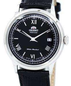 オリエント第 2 世代バンビーノ バージョン 2 の古典的な自動 FAC0000AB0 AC0000AB メンズ腕時計