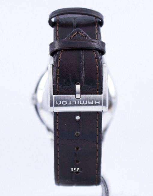 ハミルトン ジャズ マスター ビューマ チック自動 H32515555
