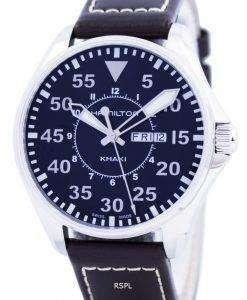 ハミルトン カーキ アヴィエイション パイロット H64611535 メンズ腕時計