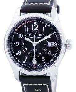 ハミルトン カーキ フィールド H70595733 自動メンズ腕時計腕時計