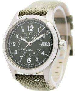 ハミルトン カーキ フィールド自動 H70595963 メンズ腕時計