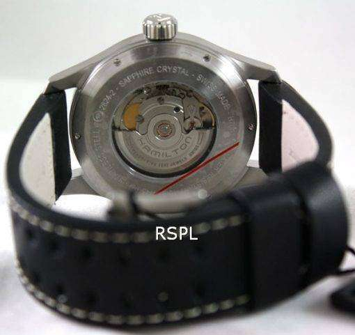 ハミルトン カーキ官シリーズ H70615733 メンズ腕時計