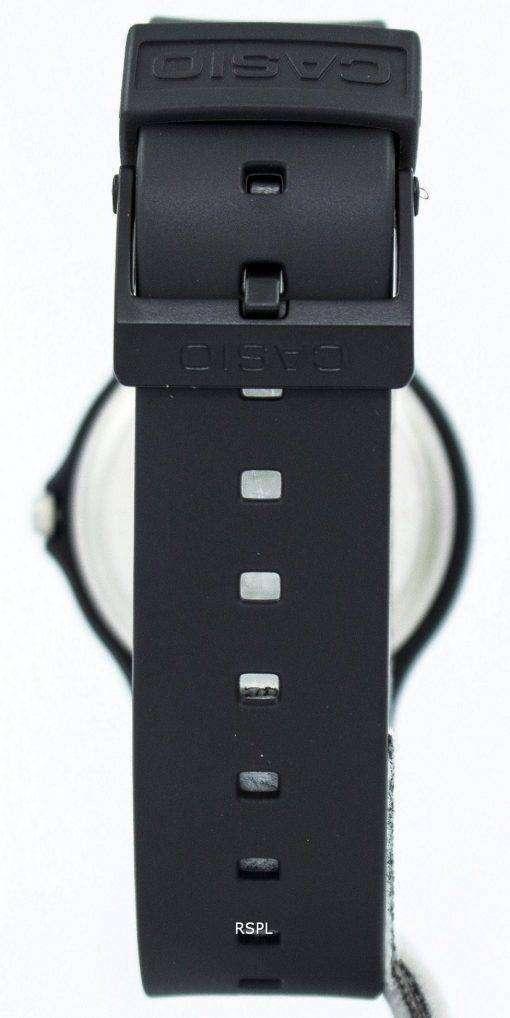 カシオ クラシック アナログ クオーツ ブラック樹脂 MQ 24 1B3LDF MQ 24 1B3L メンズ腕時計