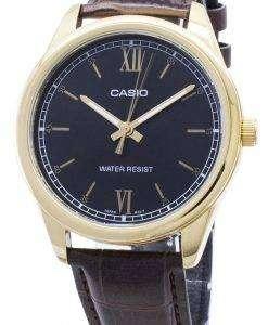 カシオクォーツMTP-V005GL-1B2 MTPV005GL-1B2アナログメンズ腕時計