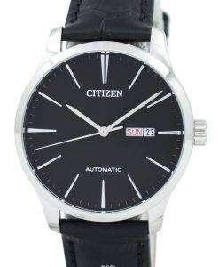 市民自動 NH8350-08E メンズ腕時計